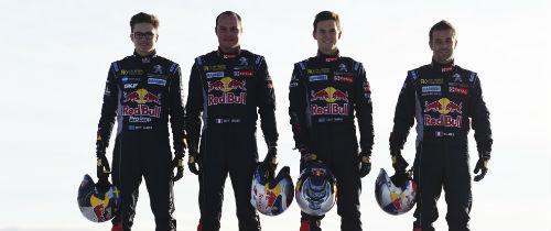 Sébastien Loeb rejoint le Team Peugeot Hansen
